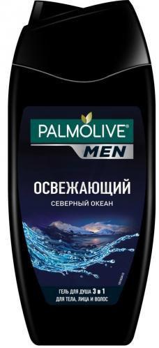 Гель для душу Palmolive MEN Північний океан 250 мл