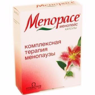 МЕНОПЕЙС капс. № 30