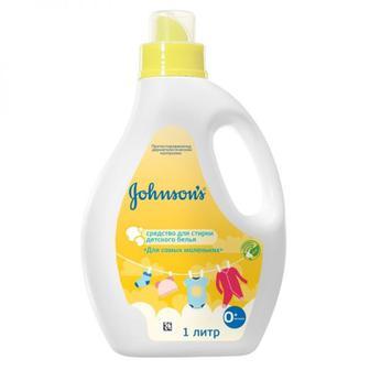 Johnson's Порошок стиральный 1л