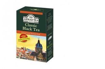 Чай черный Классический, Ahmad Tea, 100г