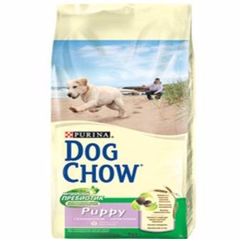 Корм для щенков с ягненком Share DC Puppy Lamb 14кг