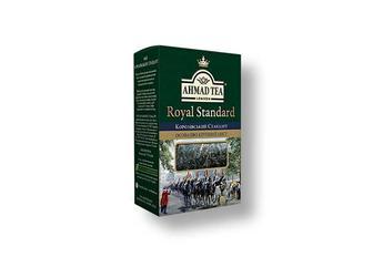 Скидка 20% ▷ Чай Kоролівський Стaндaрт чорний бaйховий, особливо крупний лист Ahmad Tea 50 г