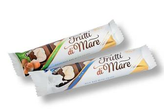 Шоколадний батончик Frutti di Mare Vobro 38 г