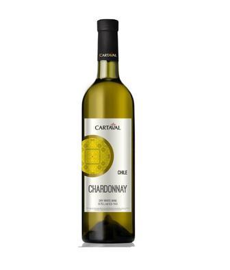 Вино Чилі сухе  біле та червоне Cartaval 0,75л