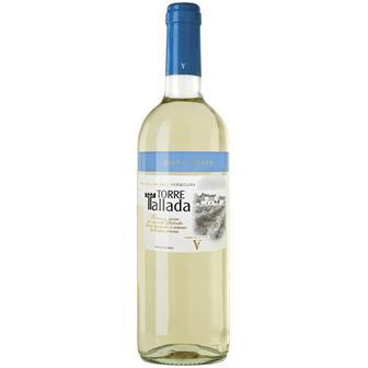 Скидка 32% ▷ Вино Torre Tallada Blanco 0.75