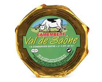 Сир Paturages Comtois «Камамбер» 45% жиру, 240г