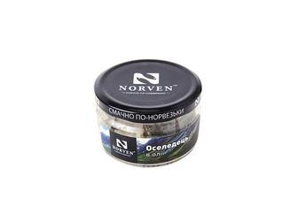 Пресерви Оселедець в олії Norven 210 г