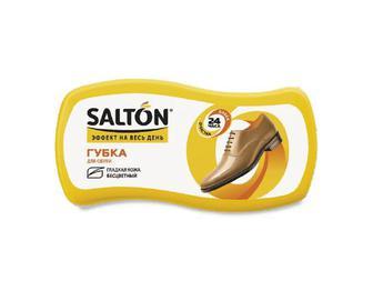 Губка Salton «Хвиля» для гладкої шкіри, колір безбарвний