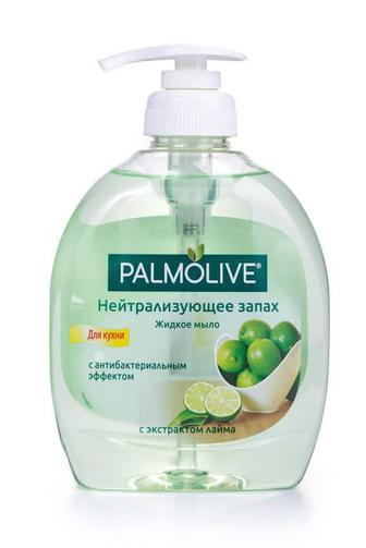 Мыло жидкое Palmolive Нейтрализующее запах, 300мл