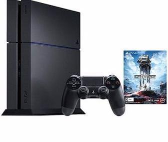 Консоль Sony PS4 1TB Star Wars: Battlefront