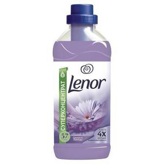 Кондиционер для белья LENOR Свежесть лаванды, 2л