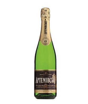 Шампанське Артемівське Біле 0.75л