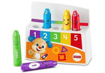 Навчальна іграшка Fisher-Price Розумні олівчики укр.мова (FLN98)