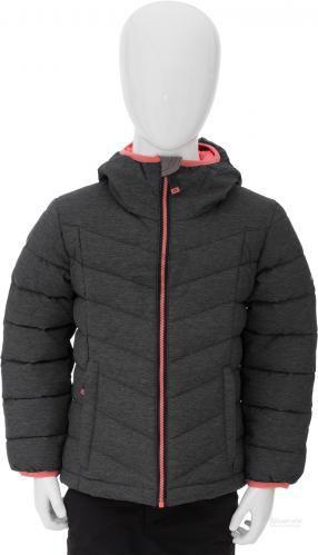 Куртка McKinley Rhonda 251695-50 116 чорний