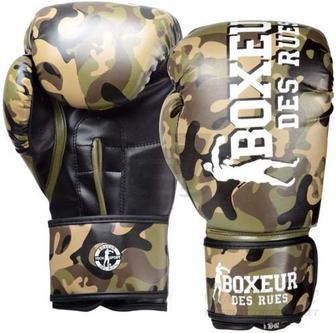 Боксерські рукавиці Boxeur BXT-5146 6oz камуфляж