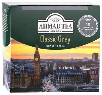 Чай Ahmad Tea Classic черный 40пак
