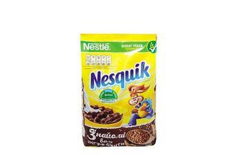 Готовий сухий сніданок Nesquik Nestle 500 г