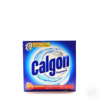 Засіб для пом'якшення води Calgon для пральних машин 500 г
