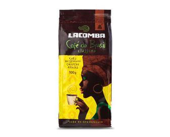Кава мелена натуральна смажена Lacomba Classimo, 100г