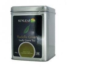 Чай зеленый Radella Green, Sunleaf, 100г