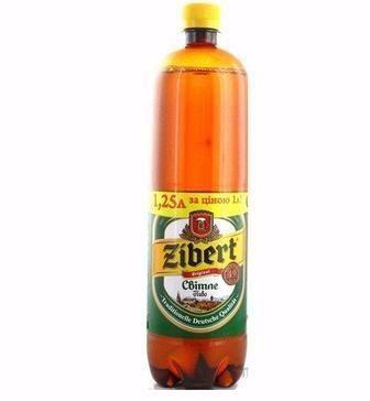 Пиво світле Зіберт 2,4л