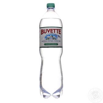 Вода минеральная Бювет Витал № 3 н/газ, сл/газ, 1,5 л