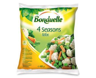 Суміш овочева «4 пори року» Bonduelle, 400 г