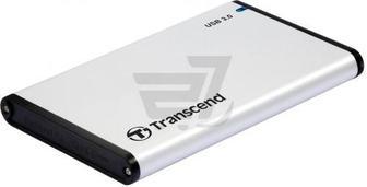 "Корпус для 2.5"" HDD/SSD Transcend USB 3.0 Aluminum"