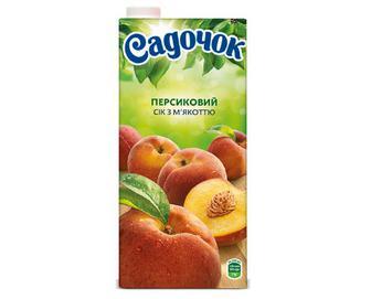 Сік «Садочок» персиковий, 1,93 л