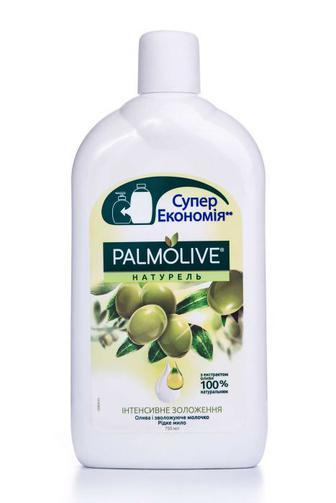 Мыло жидкое Palmolive Оливковое Молочко запаска, 750мл