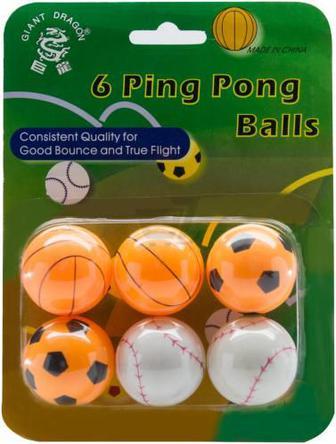М'ячі для настільного тенісу GIANT DRAGON BM620