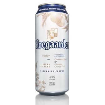 Пиво White Hoegaarden 0,5 л