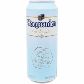 Пиво біле Хугарден 0,5 л