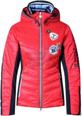Куртка Sportalm Larce M.Kap.O.P. 862110127-65 36 помаранчевий
