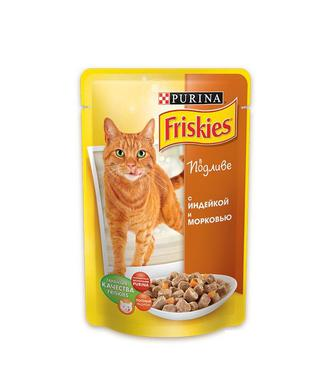 Корм для котів Фріскіс 100г