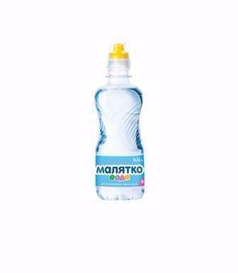 Питна вода дитяча негазована  Малятко ,33 л