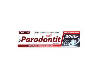Паста зубна Dental Antiparodontit White, 100мл