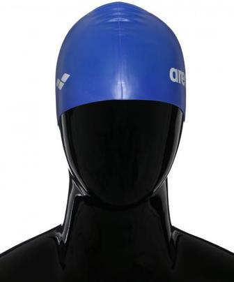 Шапочка для плавання Arena Classic Silicone JR 91670-77 синій