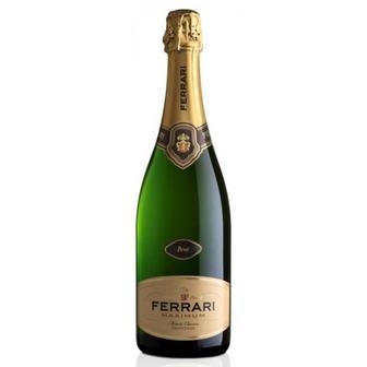 Вино ігристе Ferrari Maximum Brut біле 3л 12,50%