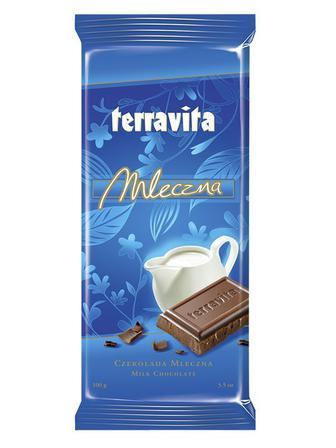 Шоколад Terravita 100г