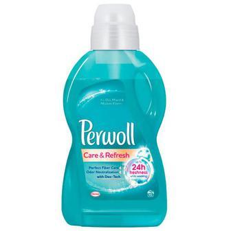 Засіб Perwoll Care & Refresh 900мл