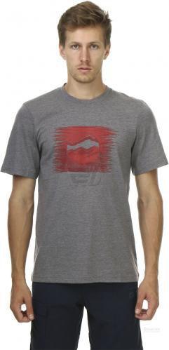 Футболка McKinley Seco 257509-900911 L світло-сірий меланж