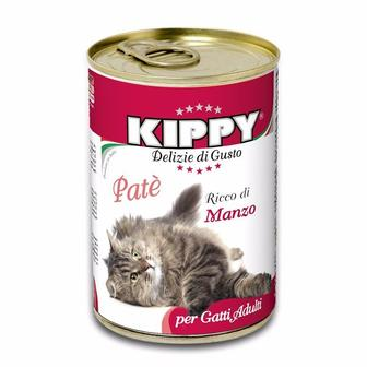 Консерви для котів KIPPY Cat, 400 г