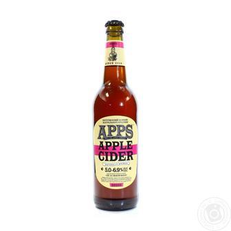 Сидр АППС яблучний класичний 0,5 л