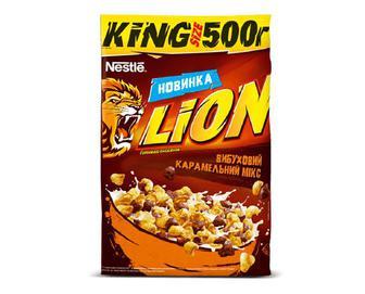 Готовий сніданок Lion, 500 г
