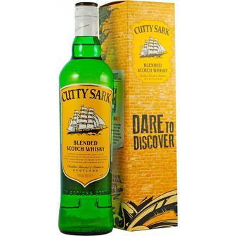 Виски шотландский Cutty Sark 0.7 л