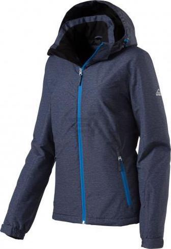 Куртка McKinley Anna wms 267338-904915 44 темно-синій меланж