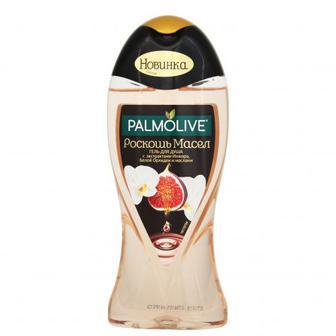 Гель для душу Palmolive Розкіш Олій інжир-біла орхідея 250мл