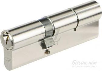 Циліндр Abus E50 N ключ-ключ 90мм 35x55мм матовий нікель