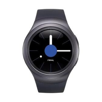 Скидка 7% ▷ Умные часы Samsung SM-R720 Gear S2 Dark Grey (Refurbished) C